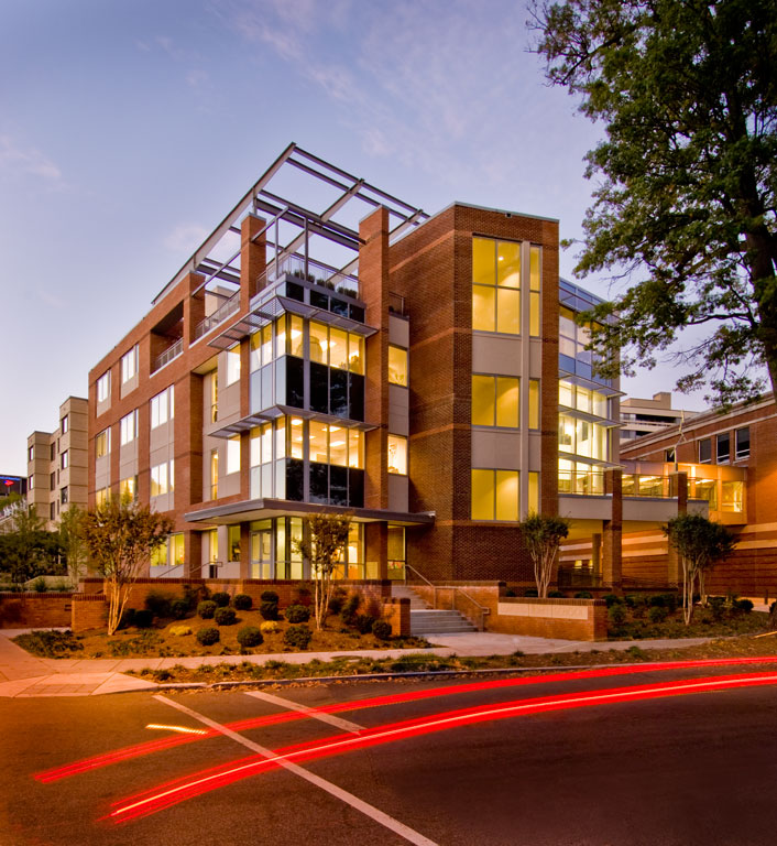 Edmund Burke School 171 Bowie Gridley Architects